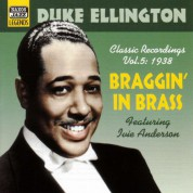 Duke Ellington: Ellington, Duke: Braggin' In Brass (1938) - CD
