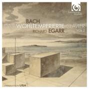 Richard Egarr: J.S. Bach: Das Wohltemperierte Clavier, vol.2 - CD