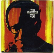 Paul Desmond: Take Ten - CD
