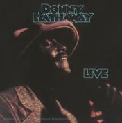 Donny Hathaway: Live - Plak