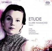 Clare Hammond - Étude (Chin, Szymanowski, Lyapunov, Kapustin) - SACD