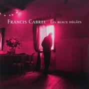 Francis Cabrel: Les Beaux Dégâts - Plak