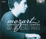 Maria João Pires: Mozart: Complete Piano Sonatas (EUR) - CD