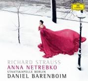 Anna Netrebko, Daniel Barenboim, Staatskapelle Berlin: Strauss, R: Vier Letzte Lieder - CD