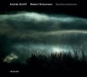 András Schiff: Schumann: Geistervariationen - CD