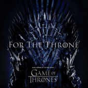 Çeşitli Sanatçılar: For The Throne (Music Inspired By The HBO Series Game Of Thrones) - CD