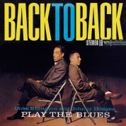 Johnny Hodges, Duke Ellington: Back to Back - CD