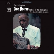 Son House: Father Of The Delta Blues - Plak