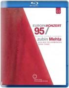 Sarah Chang, Berliner Philharmoniker, Zubin Mehta: Europakonzert 1995 - BluRay