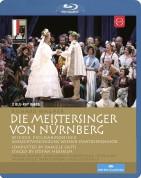 Monika Bohinec, Anna Gabler, Roberto Saccà, Peter Sonn, Wiener Philharmoniker, Daniele Gatti: Wagner: Die Meistersinger von Nürnberg - BluRay