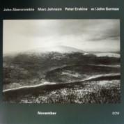 John Abercrombie, Marc Johnson, Peter Erskine, John Surman: November - CD