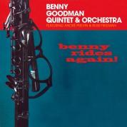 Benny Goodman: Benny Rides Again! + 10 Bonus Tracks - CD