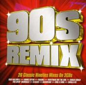 Çeşitli Sanatçılar: 90s Remix - CD