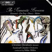 Christian Davidsson, Sundsvall Chamber Orchestra, Niklas Willén: The Romantic Bassoon - CD