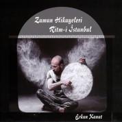 Erkan Kanat: Zaman Hikayeleri Ritm-i İstanbul - CD