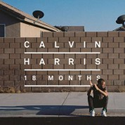 Calvin Harris: 18 Months - CD