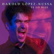 Harold Lopez  Nussa: Te Lo Dije - CD