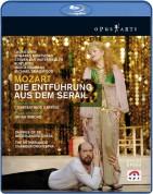 Mozart: Die Entführung aus dem Serail - BluRay