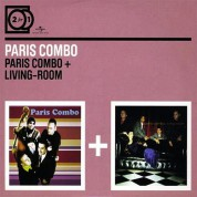 Paris Combo: Living Room + Paris Combo - CD