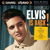 Elvis Presley: Elvis Is Back - CD