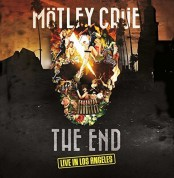 Mötley Crüe: The End - Live In Los Angeles 2015  (Limited Edition - Yellow Vinyl) - Plak