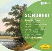 David Geringas, Hagen Quartett, Isabelle van Keulen, Gidon Kremer, James Levine, Alois Posch, Klaus Thunemann, Radovan Vlatkovic: Schubert: Chamber Music - CD