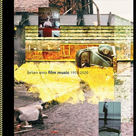 Brian Eno: Film Music 1976 - 2020 - Plak