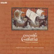 Ensemble Galatia: Ortaçağ Şarkıları - CD