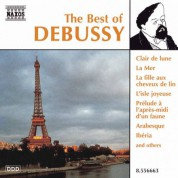 Debussy : The Best Of Debussy - CD