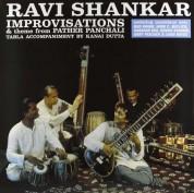 Ravi Shankar: Improvisations - Plak