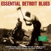 Çeşitli Sanatçılar: Essential Detroit Blues - Plak