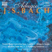 Bach, J.S.: Adagio - CD
