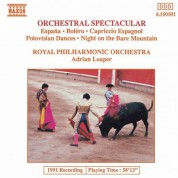 Royal Philharmonic Orchestra: Orchestral Spectacular - CD