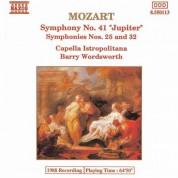 Capella Istropolitana: Mozart: Symphonies Nos. 25, 32 and 41 - CD