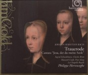 Philippe Herreweghe: J.S. Bach: Trauerode BWV 198 - CD