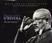 Paquito D'Rivera: The Lost Sessions - CD