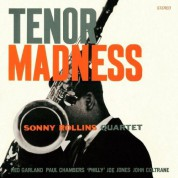 Sonny Rollins: Tenor Madness - Plak
