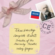 Valery Gergiev, Orchestra of the Mariinsky Theatre: Tchaikovsky: Complete Ballets - CD
