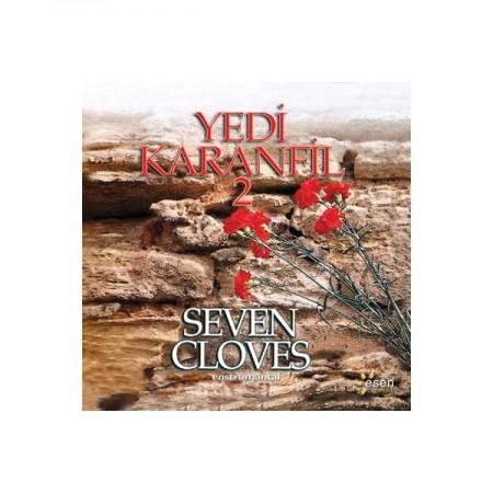Çeşitli Sanatçılar: Yedi Karanfil 2 - CD