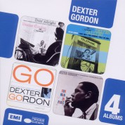 Dexter Gordon: 4 CD Box Set (Doin' Alright / Dexter Calling / Go! / Our Man in Paris) - CD