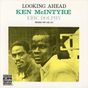 Ken McIntyre, Eric Dolphy: Looking Ahead - CD