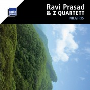 Ravi Prasad, Z Quartett: Nilgiris - CD
