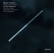 Carolin Widmann, Morton Feldman: Feldman: Violin and Orchester - CD