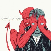 Queens Of The Stone Age: Villains - Plak