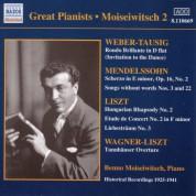 Benno Moiseiwitsch: Moiseiwitsch, Benno: Moiseiwitsch, Vol. 2 (1925-1941) - CD
