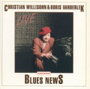 Christian Willisohn: Blues News - CD