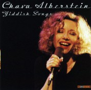 Chava Alberstein: Yiddish Songs - CD