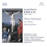 Fiocco: Missa Solemnis / Ave Maria / Homo Quidam - CD