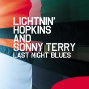 Lightnin' Hopkins: LAST NIGHT BLUES - CD