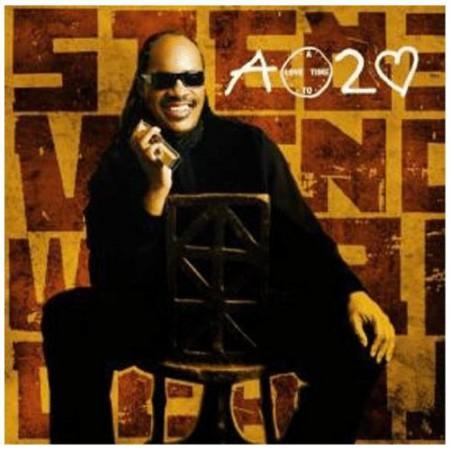 Stevie Wonder: A Time To Love - CD